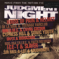 Judgment Night Soundtrack  LP