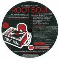 Root Soul - The Unreleased Afro Beat Remixes