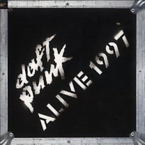 Alive 1997  LP + Limited Stickers