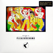 Welcome To The Pleasuredome  2xLP
