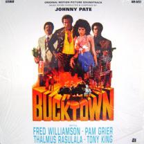 Bucktown Original Soundtrack LP + A2 Poster