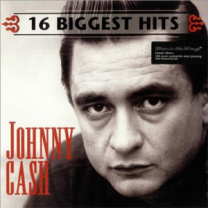Johnny Cash 16 Biggest Hits  LP