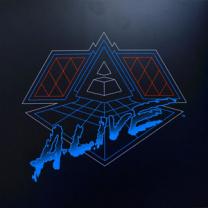 Daft Punk Alive 2007  2xLP