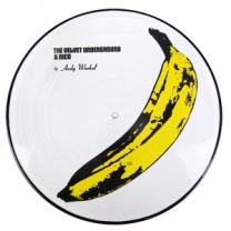 The Velvet Underground & Nico  Picture LP