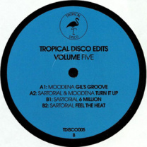Tropical Disco Edits Volume Five