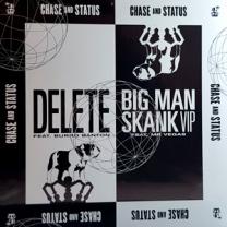 Delete / Big Man Skank (VIP)