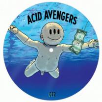 Acid Avengers 12