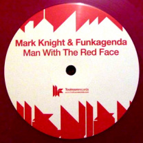 Man With The Red Face