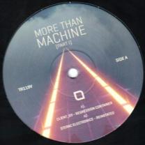 Tronic 119 - More Than Machine (Part 1)