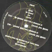 Prestige 08 - No Wonder / Amazon