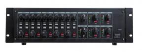 UPX-460 ústředna 4x 60W