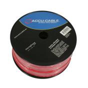 AC-MC/100R-R mikrofonní kabel červený