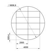 Circle 5,5m Part 1