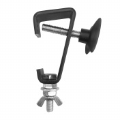 Light Bridge clamp black