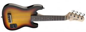 EUK S-SB elektrické ukulele