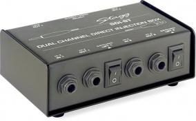 Stereo di-box
