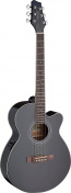 SA40MJCFI-BK elektroakustická kytara