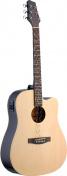 Elektroakustická kytara SA30DCE-N