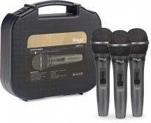 SDMP15-3 sada 3 mikrofonů