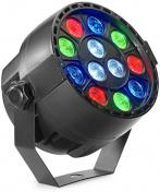 Ecopar XS PAR 12x1W RGBW