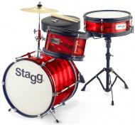TIM JR 3/12B RD dětská bicí sada