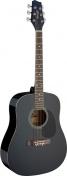 SA20D BLK akustická kytara