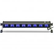 SLE-UV83-2 UV lišta 8 x 3W