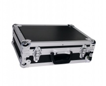 Uni kufr s výplní, černý