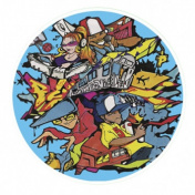 Slipmat Graff