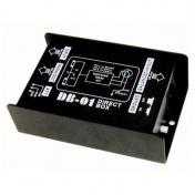 DB-01 jednokanálový pasivní Di box