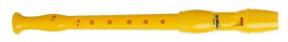 Zobcová flétna žlutá