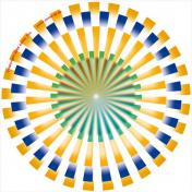 Slipmat Pinwheel 2