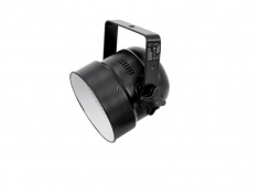 LED PAR 56 RGB DMX Black
