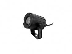 LED Spot 3W, 3200K, černý
