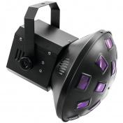 LED Zig Zag 6x3W RGBAW-UV