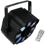 LED Shogun 6x 3W RGBAWP