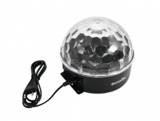 LED Half Ball 3x 1W RGB