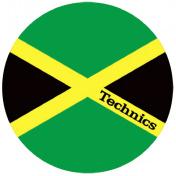 Slipmat Technics Jamaika