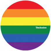 Slipmat Technics Pride