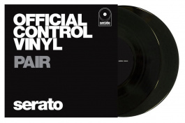 Serato Performance vinyl 7 black pár