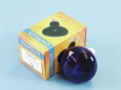 UV žárovka E27 75W R80