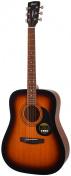 Akustická kytara AD810 SSB