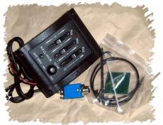 AEQ 301R snímač s ekvalizérem