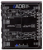 DADB duální DI-box