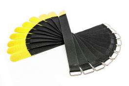 Cable Loop 25x2cm žlutý