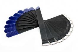 Cable Loop 30x2,5 cm modrý