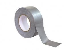 Gaffa Tape Standart Silver 50m