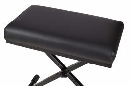 Klavírní polstrovaná stolička