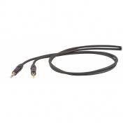 Nástrojový kabel DHS100LU10 Jack-Jack mono, 10m.