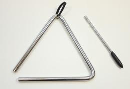 """Triangl 6"""" s paličkou"""